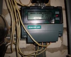 Какой счетчик электроэнергии нужен для дачи