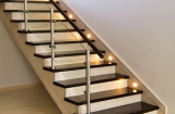 Тетива и балясина для маршевых лестниц