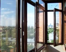 Замена пластиковых окон в квартире