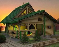 Строительство дома: брус или пеноблок