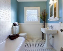 Делаем бюджетный ремонт ванной комнаты