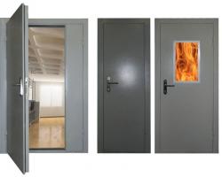Что такое противопожарные двери и для чего они нужны?