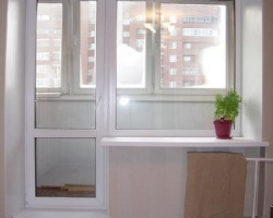Выбираем балконную дверь