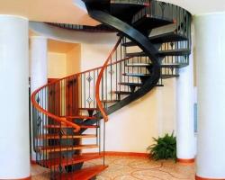 Металлические лестницы: типы, виды и назначение