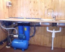 Обустраиваем индивидуальный водопровод с использованием колодца и насоса