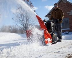 Снегоуборщик: самые популярные модели