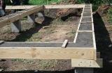 Фундамент — первый шаг к собственному дому