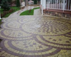 Тротуарная плитка: как уложить правильно?
