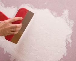 Как самостоятельно выровнять стены