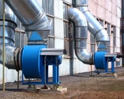 Проектирование вентиляции промышленного здания