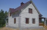 Из чего построить дом на даче