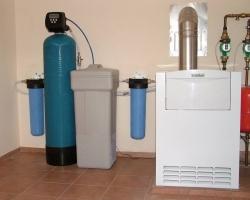 Умягчение воды с помощью ионного обмена