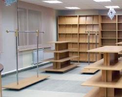 Торговое оборудование и мебель