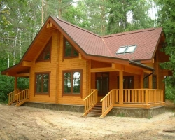 Основные преимущества и недостатки строительства домов из бруса