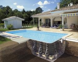 Современные способы строительства бассейнов