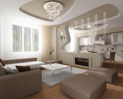 Дизайн интерьера квартир. Цена вопроса