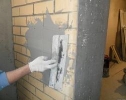 Штукатурка стен – точность до миллиметра