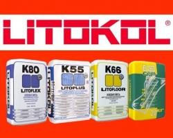 Почему стоит выбрать плиточный клей бренда Литокол?