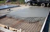 Затвердевание бетона как строительный процесс