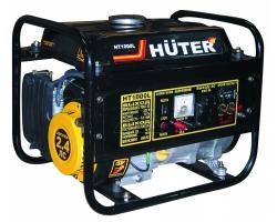 Обзор электрогенераторов Huter
