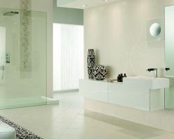 Кафель в ванной. Самостоятельная работа