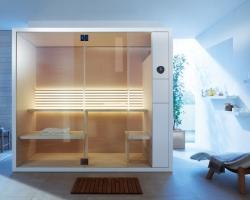 Особенности выбора плитки для ванной в стиле «hi-tech»