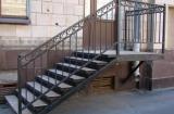 Ограждения лестниц. Продолжение