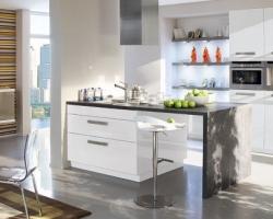 Модные тенденции кухонной мебели