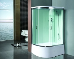 Душевая кабина в интерьере вашей ванной комнаты