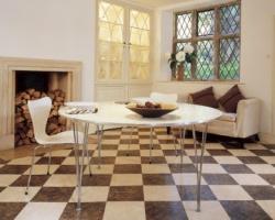Заменитель напольного покрытия – виниловая плитка