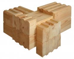 Причины создания клееного бруса, как стройматериала