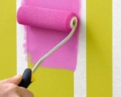 Какую подобрать краску для покраски стен