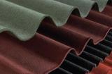 Модная кровля 2014 года - битумный волнистый лист