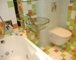 Интерьер ванной комнаты в «хрущевке»