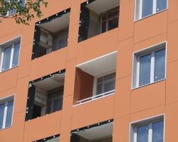 Вентилируемые фасады из фиброцементных плит: история и преимущества