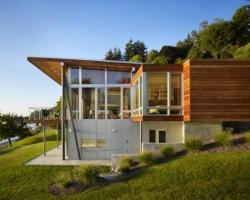 Строим дом на склоне