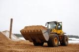 Основные положительные качества карьерного песка