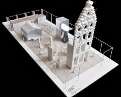 Эксперимент с 3D принтером в строительстве