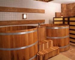 Купель как элемент русской банной традиции
