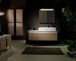 Дизайн ванной комнаты: союз минимализма и интересных дизайнерских решений