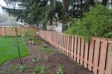 Забор для дачи: правила выбора