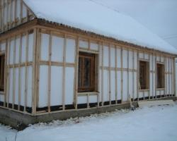 Выбор утеплителя для деревянных, кирпичных, блочных, каркасных домов