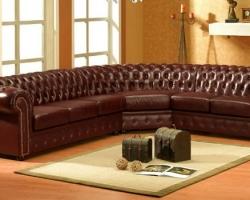 Основные типы кожи для производства кожаных диванов