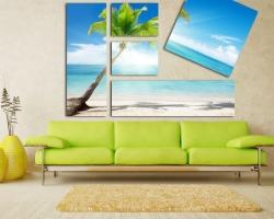Модульные картины в интерьере вашей квартиры