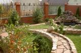 Красивый сад – заслуга ландшафтного дизайна?