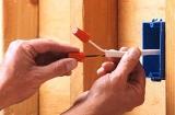 Самостоятельная замена электрической проводки