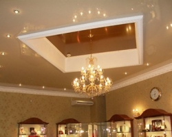 Потолки подвесные: виды, стоимость, монтаж
