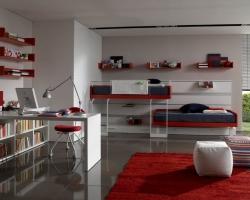 Дизайн детской комнаты для подростка: использование пространства