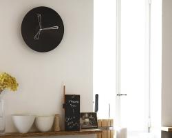 Часы как элемент интерьера