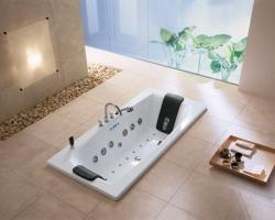 Современная ванная комната.  Выбор ванны